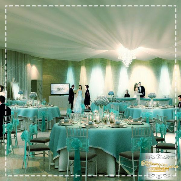 Top 50 Wedding Venues in Manila - Tiffany Chairs Rental - Manila
