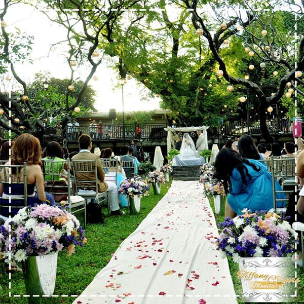 Wedding Venue In Quezon City: Solea Garden Wedding Rates